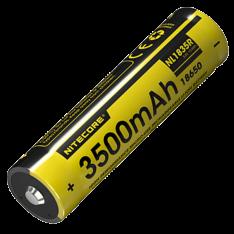 Аккумулятор 18650 Nitecore NL1835R 3.6V (3500mAh, USB), защищенный. Скидка 15%