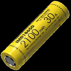 Аккумулятор Nitecore IMR18650 (2100mAh, 30A)