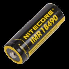Аккумулятор IMR18490 (1100mAh) Nitecore NL18490