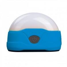 Фонарь Fenix CL20R, синий + аккумулятор 1600 mAh, кабель USB