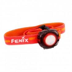 Налобный фонарь Fenix HL05 White/Red LEDs, красный