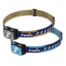 Налобный фонарь Fenix HL12R (серый, синий)