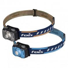 Налобный фонарь Fenix HL32R (серый, синий)