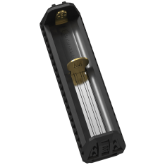 Зарядное устройство + Power Bank Nitecore F1 (4.2V/5V, 1000mA, USB)
