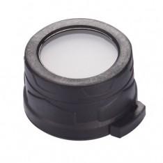 Диффузор-фильтр Nitecore NFD40 для фонарей с головой 40 мм, белый