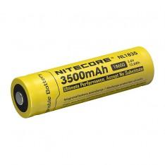 Аккумулятор Li-Ion 18650 Nitecore NL1835 (3500mAh), 3.6V, защищенный. Акция! Скидка 15%