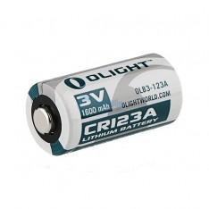 Батарея Olight CR123A 3.0V,1600mAh