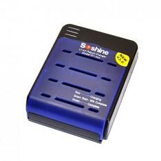 Зарядное устройство Soshine SC-S1-V3 Mix для LiPo 18650/RCR123/14500, 4 ячейки