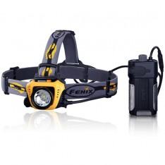 Налобный фонарь Fenix HP30 + аккумуляторы в подарок