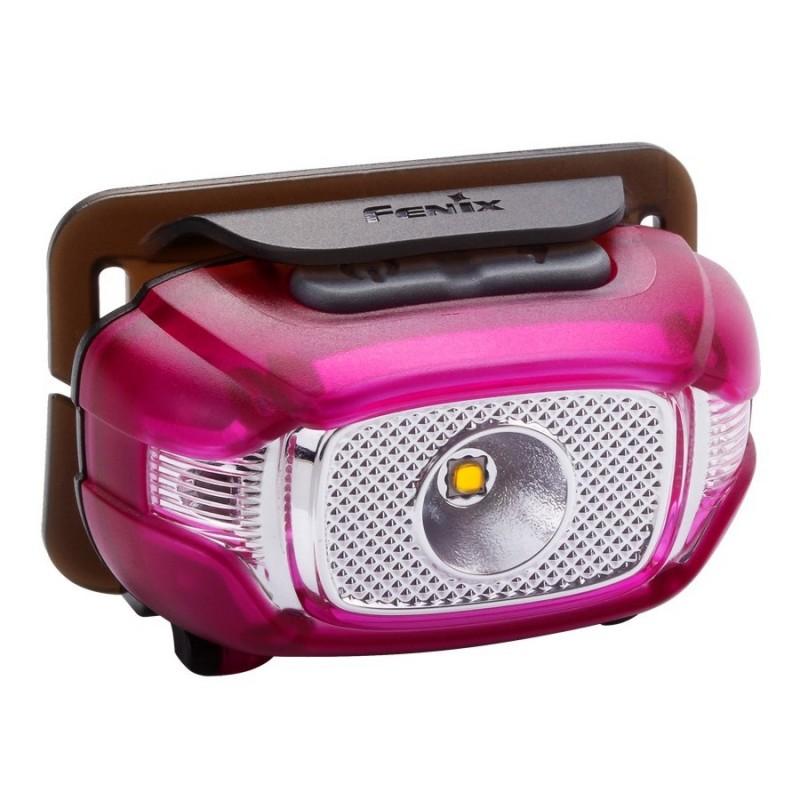 Налобный фонарь Fenix HL15 пурпурный