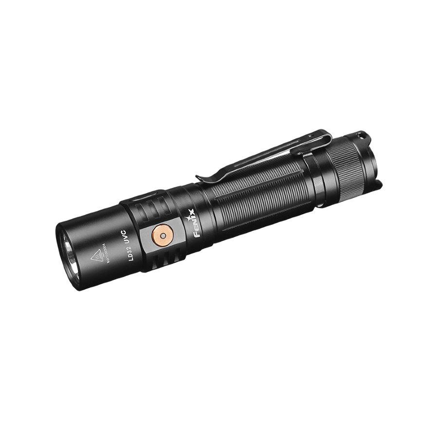 Фонарь Fenix LD32 UVC + аккумулятор ARB-L18-3500U, кабель MicroUSB