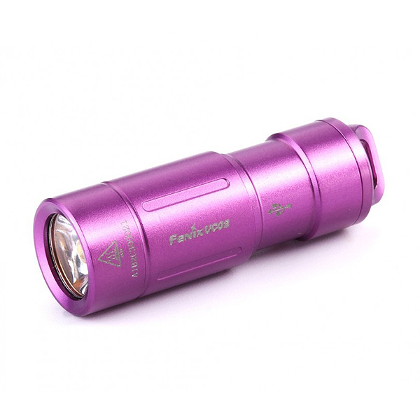 Фонарь Fenix UC02 Cree XP-G2 S2, пурпурный
