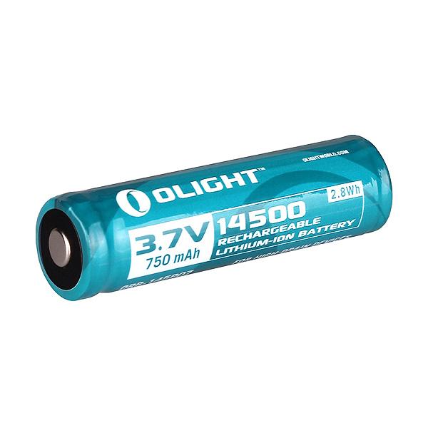 Аккумулятор 14500 Li-Ion Olight 3.7V (750mAh), защищенный