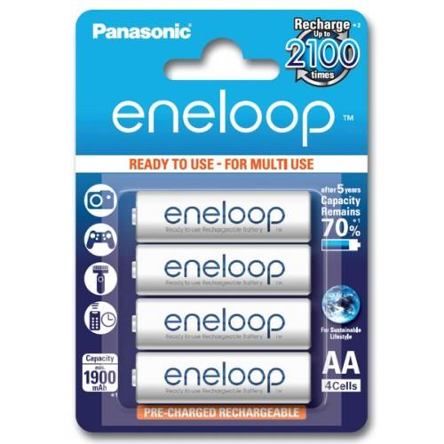 Аккумуляторы Panasonic Eneloop AA 2000mAh