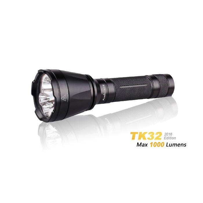 Тактический фонарь Fenix TK32 + аккумулятор в подарок!